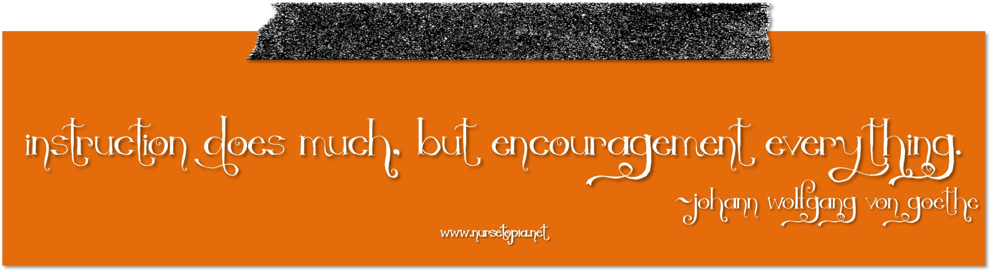 EncouragementEverything