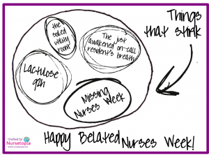 Belated Nurses Week - Things That Stink_Crafted By Nursetopia