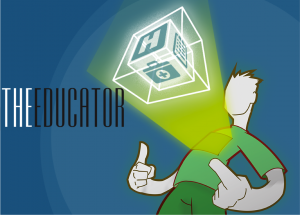 Educator Superhero